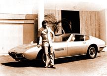 David's Sports Car