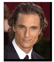 متی McConaughey