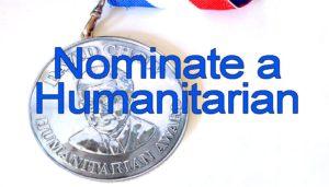 Humanitarian Nomination