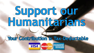 Support Our Humanitarians
